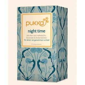 Herbata Night Time (ekologiczna) Pukka 20 torebek