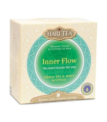 Inner Flow! Hari Tea, 10 teabags Bio