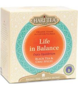 Life in Balance! Hari Tea, 10 teabags organic