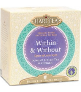 Herbata WITHIN & WITHOUT Hari Tea BIO 10 torebek