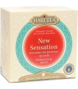 Herbata NEW SENSATION Hari Tea BIO 10 torebek
