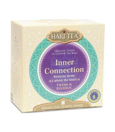 Inner Connection! Hari Tea, 10 teabags Bio