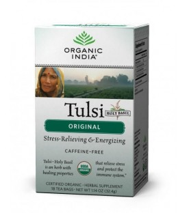 Herbata Original Tulsi Tea 18 torebek Organic India