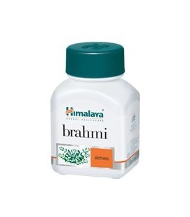 BRAHMI (Bacopa Monnieri) - polepsz IQ! 60 kaps. suplement diety Himalaya Herbals