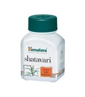 Shatavari Himalaya - Suplement dla każdej kobiety
