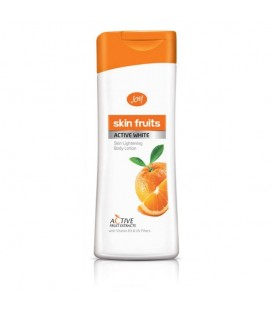 Joy Skin Fruits ActiveWhite Body Lotion 100ml