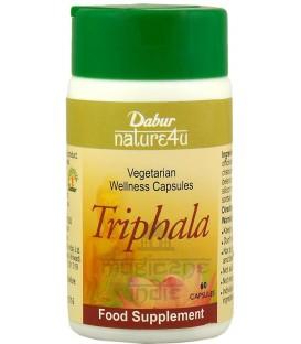 TRIPHALA Dabur 60 kapsułek (Suplement Diety)