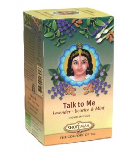 Talk to Me Lavender, Licorice & Mint