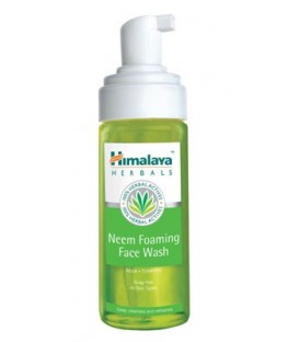 Pianka Neem do mycia twarzy Himalaya 150ml (Neem Foaming Face Wash)