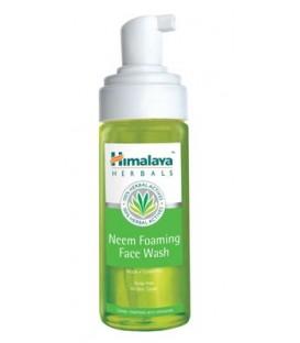 Himalaya pianka do mycia twarzy (Neem Foaming Face Wash) 150ml