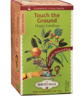 Touch the ground, Shoti Maa, 16 torebek (element ziemi)