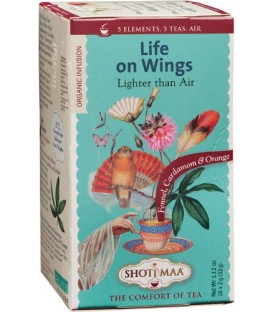 Life of wings, Shoti Maa, 16 torebek, (element powietrza)