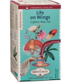 Life of wings, Shoti Maa, 16 torebek, (element powietrza)