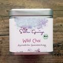 Wild Chai Masala Ayurveggie organic spice blend, 50 g box
