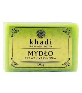 Mydło Trawa Cytrynowa 125g Khadi