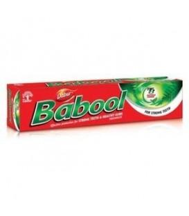 Pasta Babool + Gratis szczoteczka! Zdrowe dziąsła i mocne zęby 70g Dabur