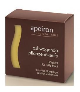 Ajurwedyjskie Organiczne Mydło z Ashwagandhą 100g Apeiron