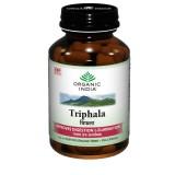 Triphala Organic India 60 kaps x 480mg (Suplement diety)