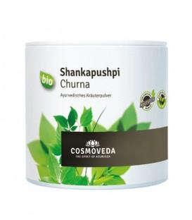 BIO Shankapushpi Churna 100g Cosmoveda - umysł i emocje w równowadze