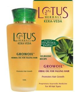 Olejek Ziołowy do włosów zniszczonych, 110ml, Lotus Herbals