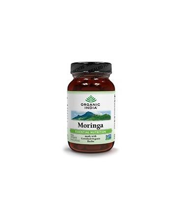 Moringa 60 kaps Organic India