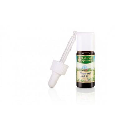 Olejek do nosa Nasya Oil, 10 ml Maharishi -  Ziołowe Oczyszczenie Nosa