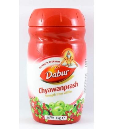 Chyavanprash 250g Dabur (Chyawanprash) - pasta wzmacniająca odporność