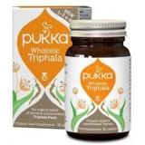 Wholistic Triphala (Układ pokarmowy) 30 kapsułek BIO PUKKA  suplement diety