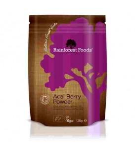 Acai BIO w proszku 125g Rainforest Foods