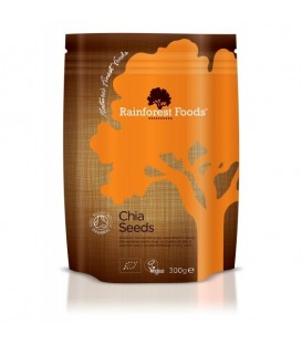 Nasiona Chia  300g Rainforest Foods