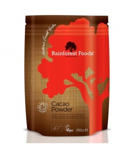 Kakao Proszek BIO 250 g Rainforest Foods