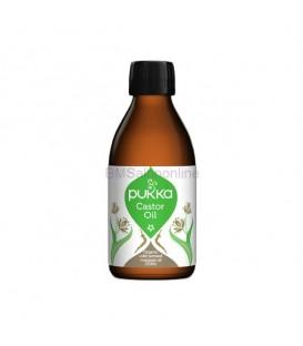 Olej Rycynowy Ekologiczny 250 ml PUKKA
