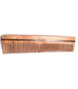 Grzebień do włosów z drzewa Neem, rozmiar C - Soil & Eatrh