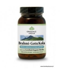 BRAHMI 90 kaps Organic India