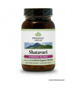 SHATAVARI 90 kaps Organic India