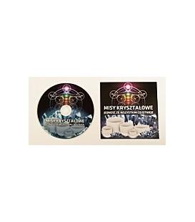 Misy Kryształowe  Jedność Ze Wszystkim Co Istnieje - Płyta z dźwiękami do niezmierzonej obfitości wszechświata