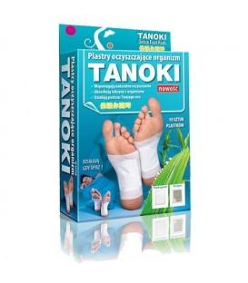 TANOKI - plastry oczyszczające