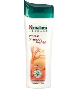 Szampon proteinowy Himalaya 2w1 Ochrona Koloru do włosów farbowanych 200ml