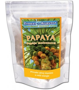 Papaja 100g Everest Ayurveda