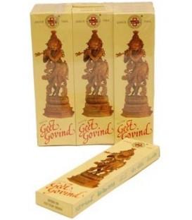Kadzidła Geet Govind Satya 8 G - Afrodyzjak - Umysł i Ciało