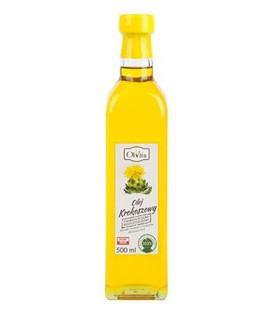 Olej krokoszowy zimnotłoczony 500ml Olvita