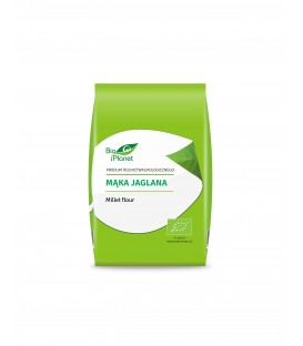 Mąka jaglana BIO 500 g - Bio Planet