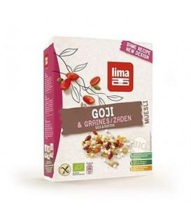 Musli Goji bezglutenowe BIO 300 g - Lima