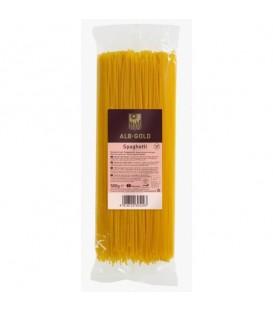 Makaron kukurydziano-ryżowy spaghetti BIO bezglutenowy 500 g - Alb Gold