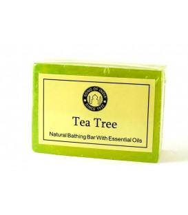Ręcznie wykonane mydło Tea Tree 125g Song of India