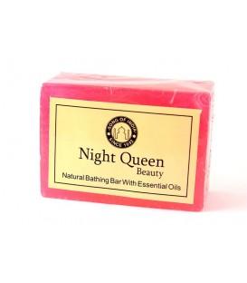 Ręcznie wykonane mydło Night Queen 125g Song of India