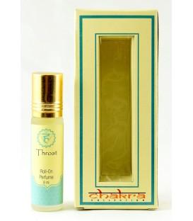 Olejek perfumowany na 5 czakrę THROAT 8 ml Song of India