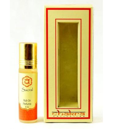 Olejek perfumowany na 2 czakrę SACRAL 8 ml Song of India