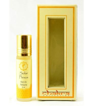 Olejek perfumowany na 3 czakrę SOLAR 8 ml Song of India