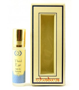 Olejek perfumowany na 6 czakrę THIRD EYE 8ml Song of India